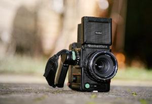 meine neue analoge Mittelformat Kamera – Rolleiflex 6008 Professional